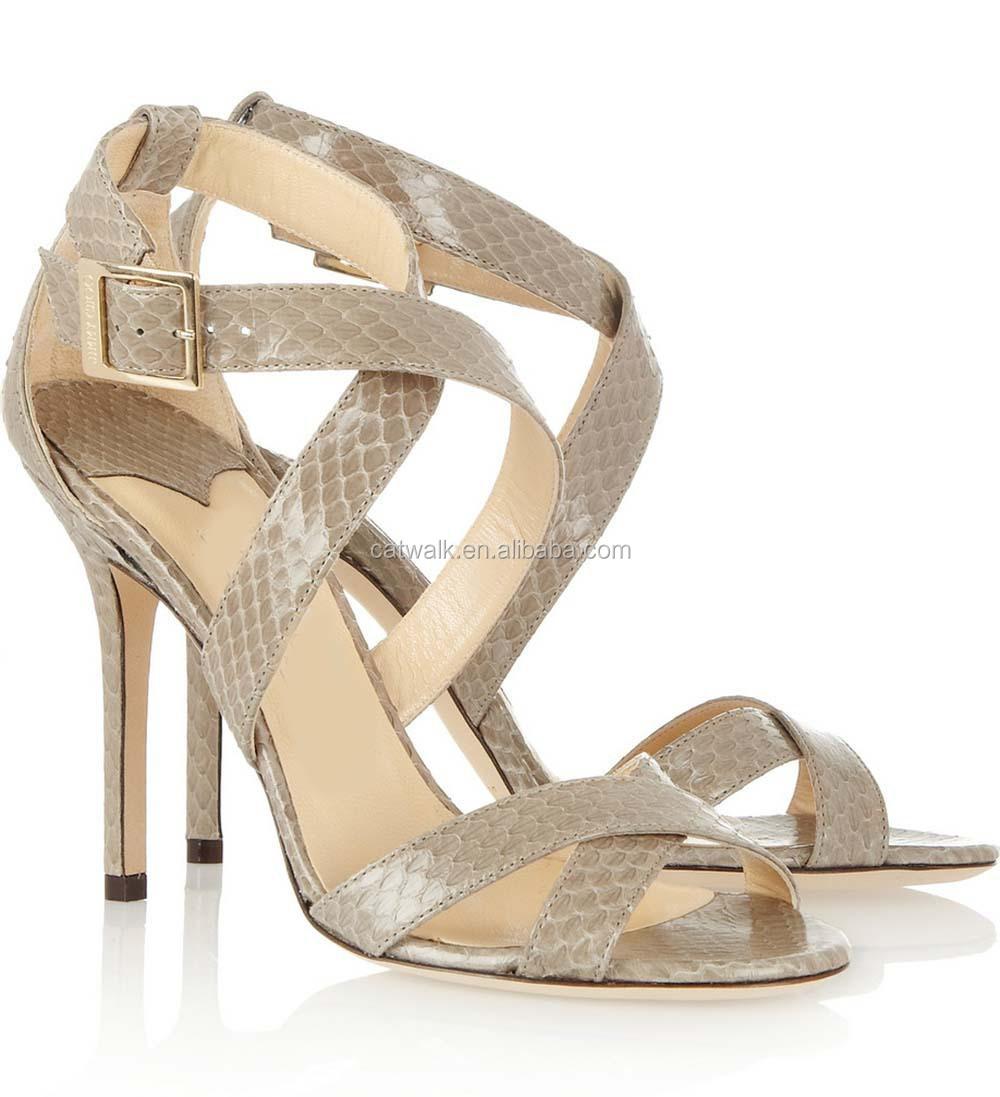 Fetish High Heel Sandals Fancy Ladies Sandal Summer Sandals For ...