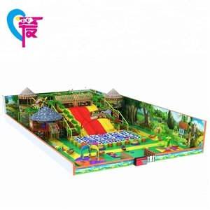 A-15258 Colorful Entertainment Indoor Playground Equipment Kids Zone Indoor Soft Playground Equipment