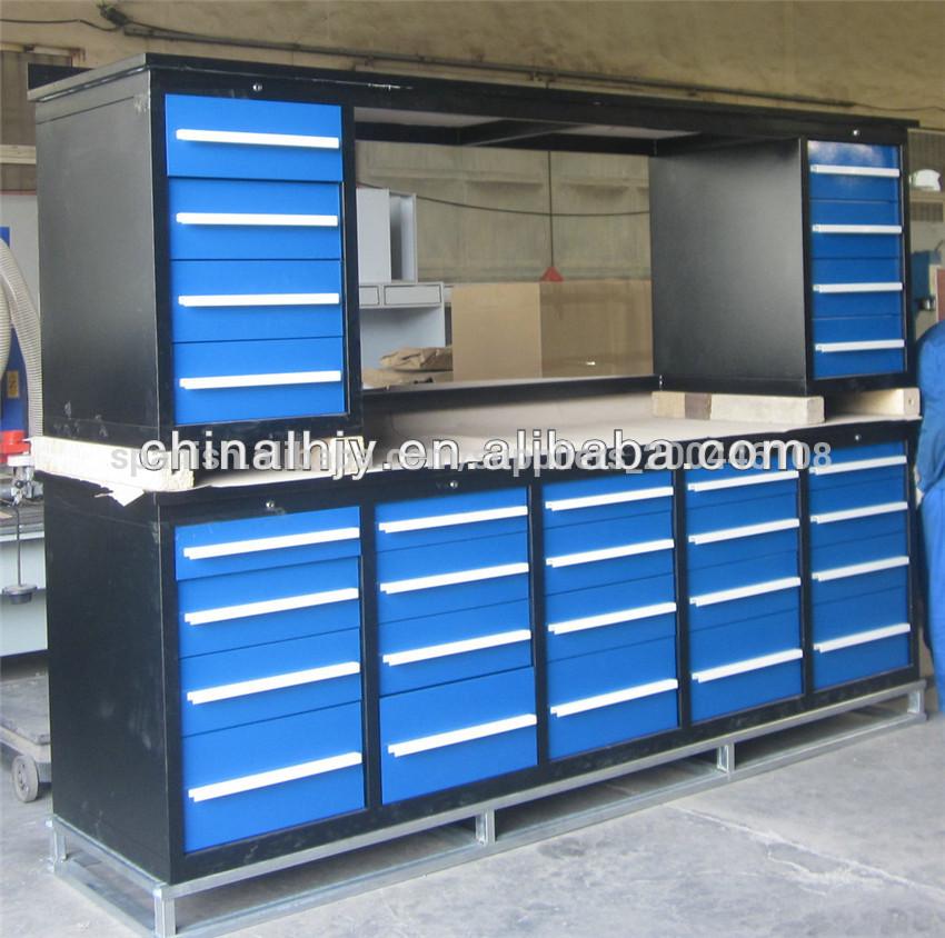 Aparador Laqueado ~ Banco de trabajo de acero armarios gabinetes herramientas, caja de herramientas, herramienta de