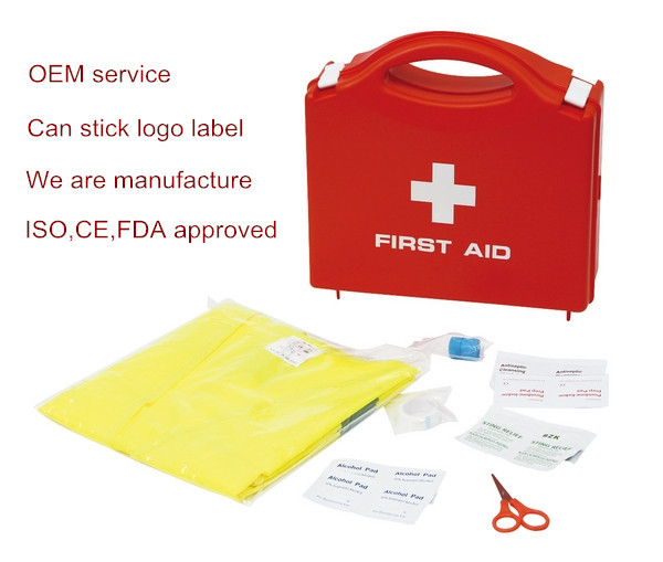 Eva/nylon Material Case Shape Emergency First Aid Kit Case Box ...