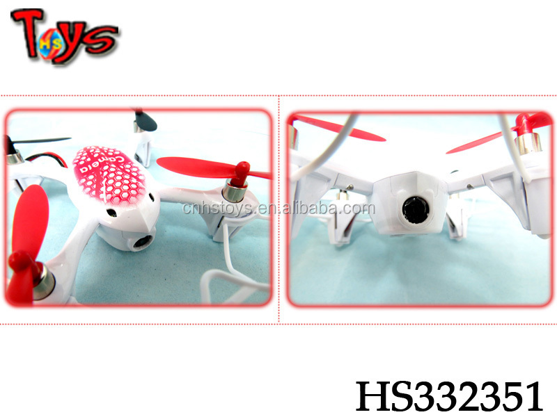 New arrival 4-Axis 360 flying mini professional drone with camera