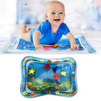 Baby Inflatable Water Play Mat Infant Summer Beach Water Mat