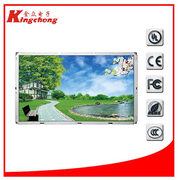 32 inch ip65 waterproof enclosure with window sunlight readable display digital signage media players