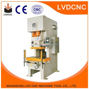 Jh21-160t Automatic Steel Stamping Machine Hydraulic Press Used Mechanical  Punching Machine - Buy Hydraulic Press Used Mechanical Punching