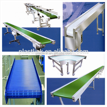 Plast Link Chinese Factory Supplies Aluminum Frame Mobile Phone Assembly Belt Conveyor / Inclined