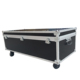 Custom aluminum china ata road case FlightCase Dj Flight aluminum travel case with foam