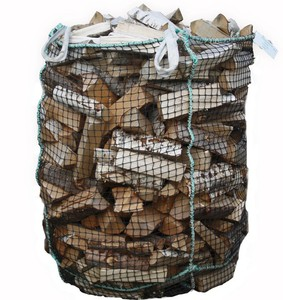 heavy duty firewood mesh bag