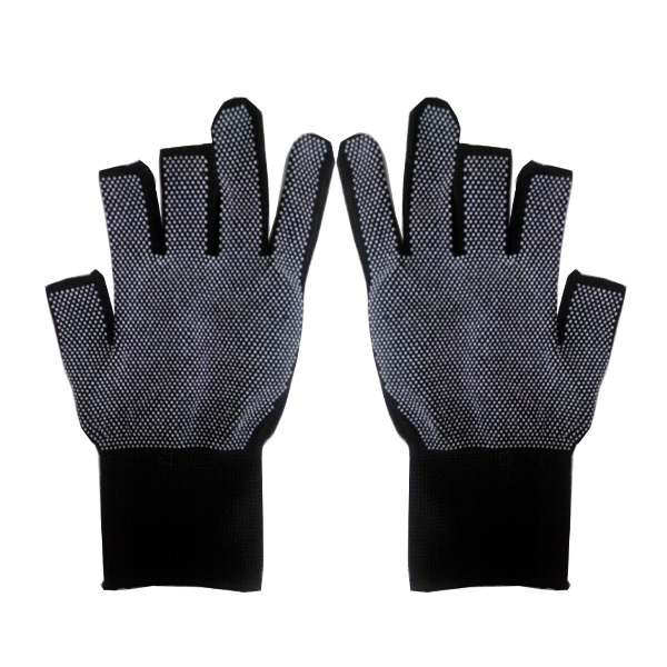 CE CERTIFICATE 13gauge Pvc Dotted knitted polyester glove Popular For Japan Workman HKA4112