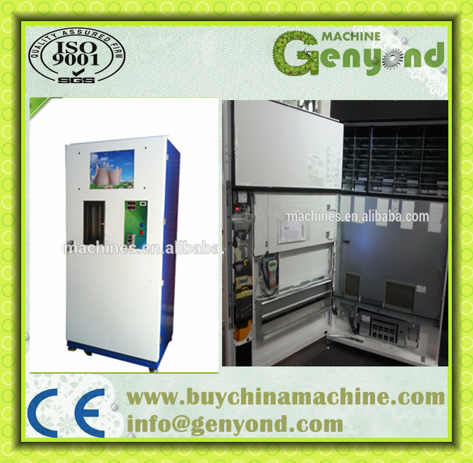 150l,200l,300l,400l Self-service Milk Vending Machine,Milk ...