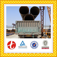 ASTM A53 Gr.B welded pipe
