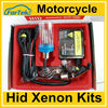 Newest sale!6000k hid motorcycle xenon conversion kit 12v 35/35w hid headlight lamp china manufacturer
