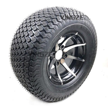 GO KART KARTING ATV UTV Buggy 22X12-12 Inch Wheel Tubeless Tyre Tire With Hub