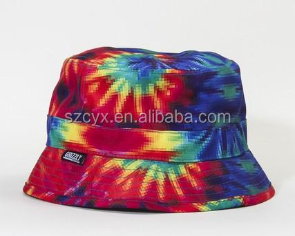 51ab6fccb6b64 2014 Grizzly Grizzly Galaxy Chapéu da Cubeta 100% algodão personalizado