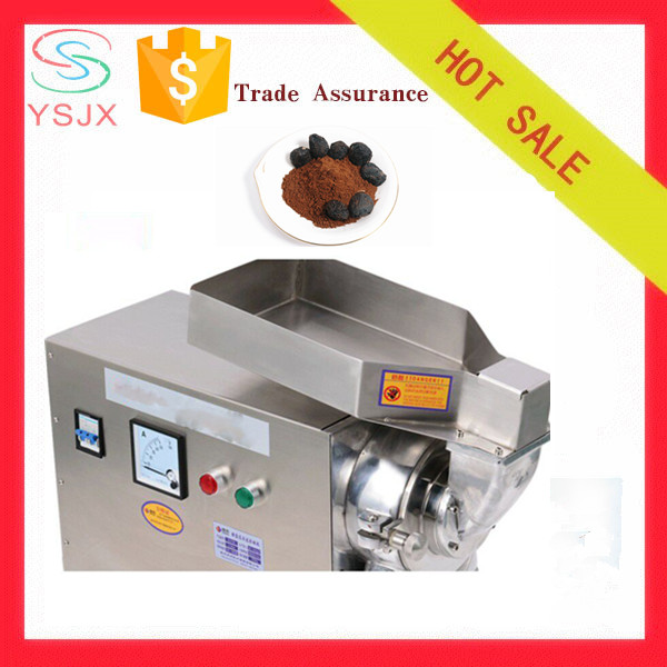 finest powder small machine white garlic / black garlic grinding machine