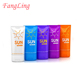 High quality summer 15/30/50 SPF sunscreen cream whitening sunblock lotion