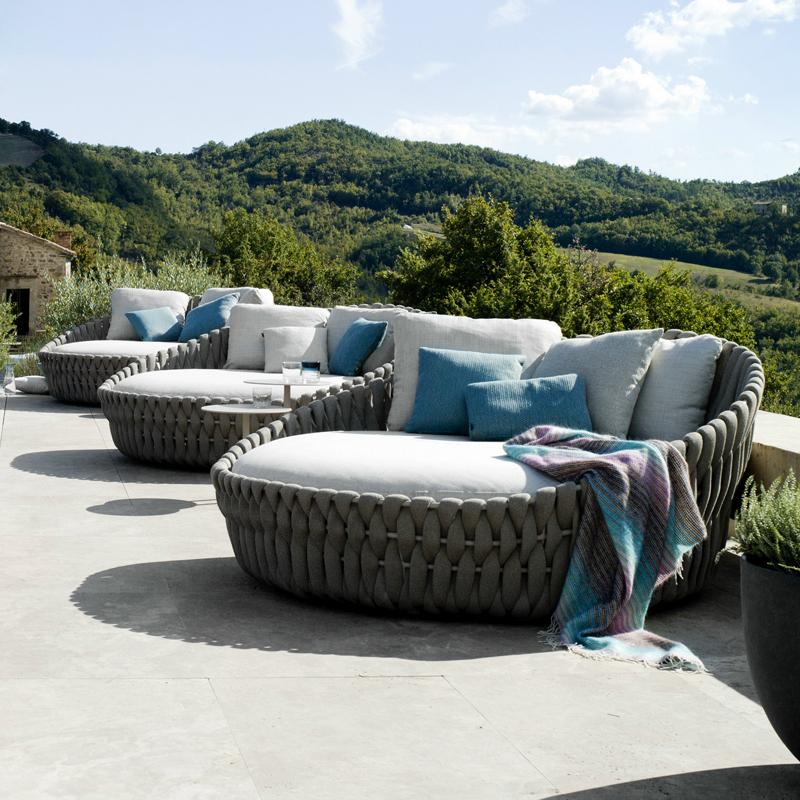 Modern European Sun Fun Luxury Cheap Aluminum sofa legs Garden Furniture