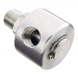 3/8 NPT stainless steel water swivel joints 90 degree rotary Joint elbow