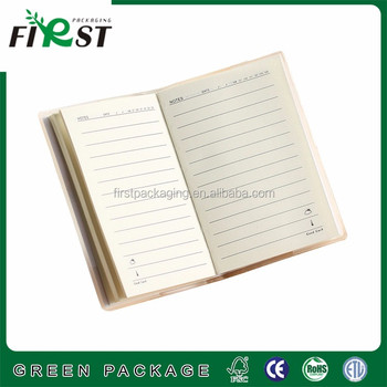 Hot Sale Manufactory Hard Cover Notebook Wholesale