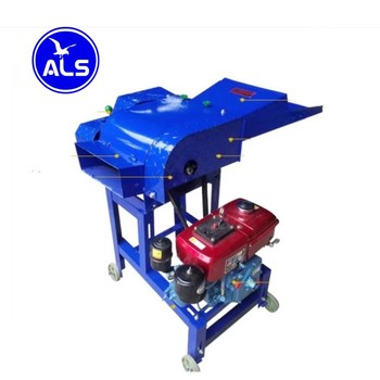 Home use agriculture chaff cutters machine