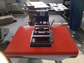 Custom t shirt printing manual heat press machine for for T shirt printer machine prices