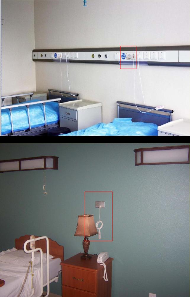 THR-ND928 Nurse-Patient hospital paging system