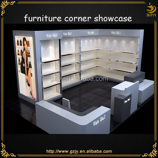 Hot Sale Beauty Products Cosmetis Shop Decoration And Mall Kiosk Ideas For Shopping Mall