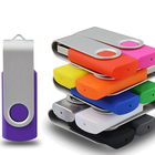 Factory price swivel usb flash pendrive 2gb 4gb 8gb,pen drive with free sample
