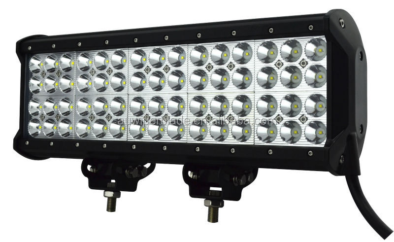 15 Inch 180w Quad Row Led Light Bar Strip Lights Price In India Battery Operated