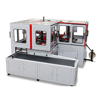 ST036XL Fully Automatic Case Maker for Ring Folder