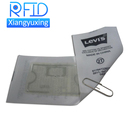 Printed Laundry Rfid Tags 13.56Mhz Programmable Laundry Label Smart Clothing Rfid Tag