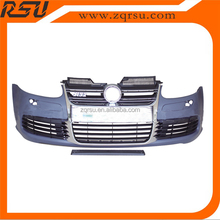 For Volkswagen VW Golf 5 R32 front bumper assy for tuning parts and Grille PP ABS Material 2006-2009