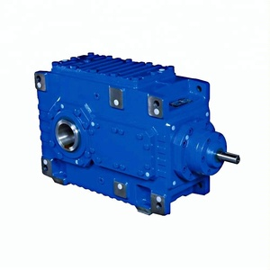 Speed reducer included drive motor for dough mixers cement mill gearbox