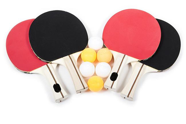 Ping pong raquettes de tennis de table prix pas cher rouge - Raquette de ping pong pas cher ...