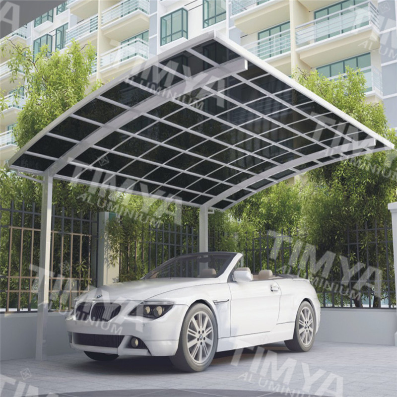 2015 modern carport designs canopy roof buy aluminium. Black Bedroom Furniture Sets. Home Design Ideas