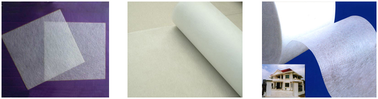 Roofing Tissue Mat