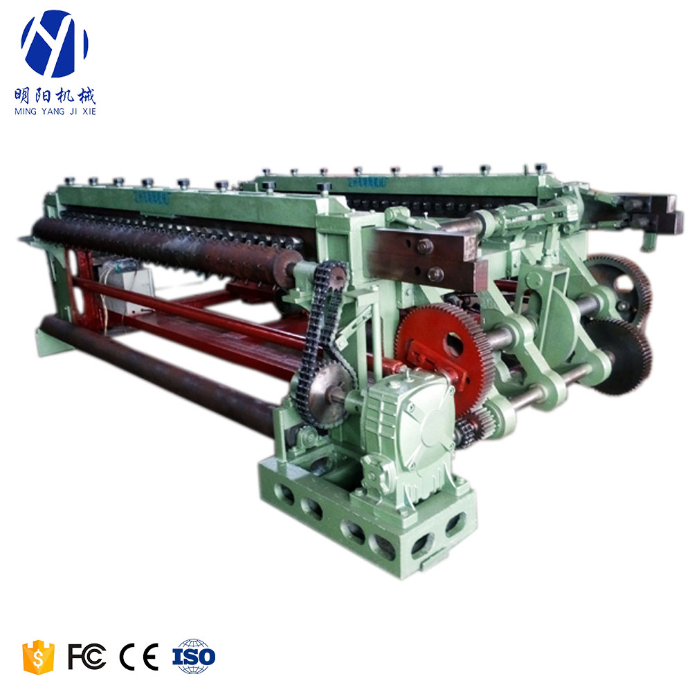 machine to make wire mesh manual/wire mesh fence knitting machine/successful small factories