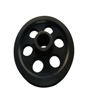 Factory Price Good Quality Nylon Pulley Wheel with Bearings