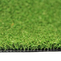 Cheap synthetic mini golf putting turf tiles