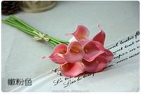 Artificial calla flower