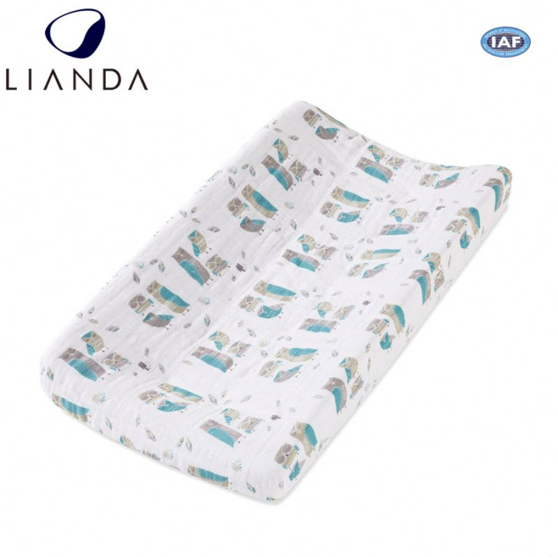 baby play yard mattress Cover wipes clean easily, soft and comfortable material means no additional cover necessary