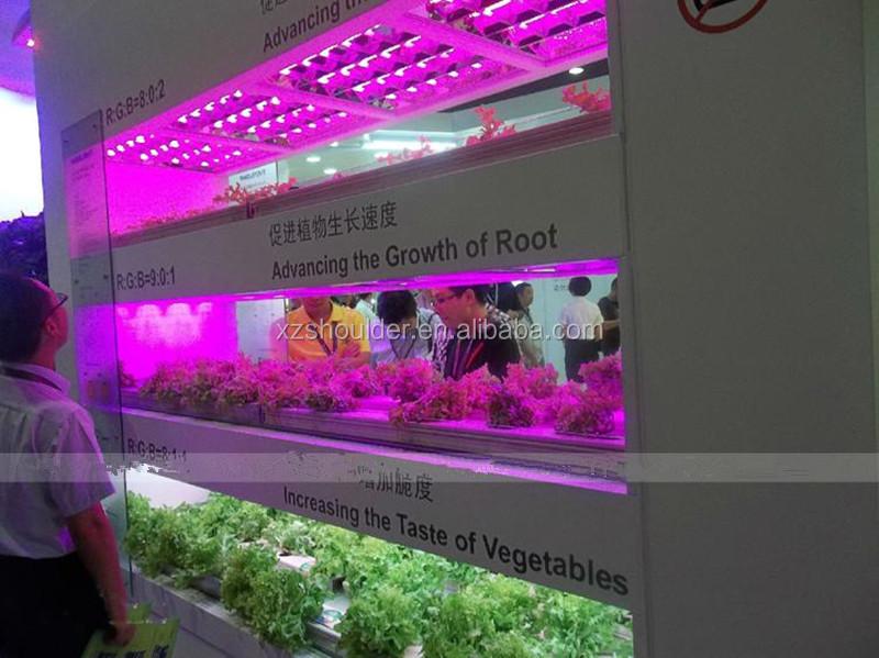 16w Led Plant Lamp Hydrponic Grow Light Bar Strip For Garden ...