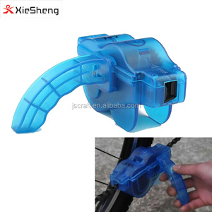 Mini 3D Motorbike Chain Cleaner Kit Quick Chain Cleaner Bicycle Cleaning Tools