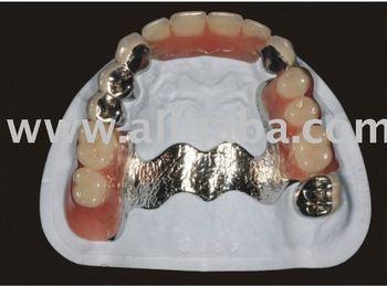 Flexible denture telescopic crown buy denture product on