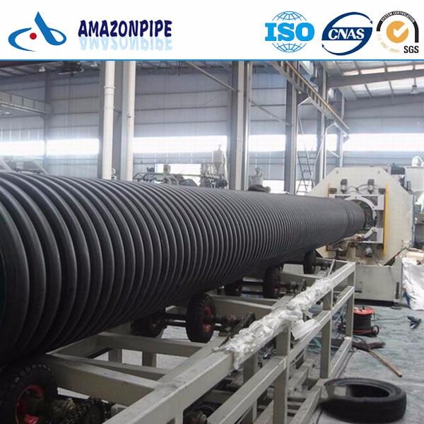 Plastic Polyethylene Corrugated Hdpe Drainage Pipe Buy