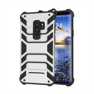 3 in 1 Combo Phone Cover S9 Case With String Colorful Mesh Cellular For Samsung Galaxy S9 Case