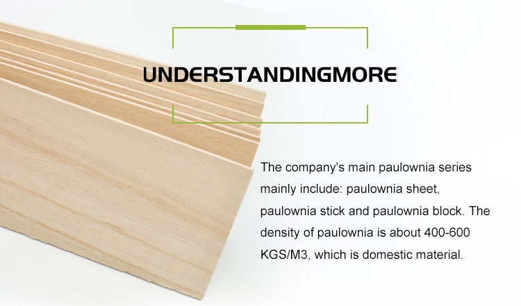 Factory Supply Wood Paulownia Wood Planks Lumber For Sale