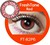 FreshTone cosmetic color contact lens from Korea