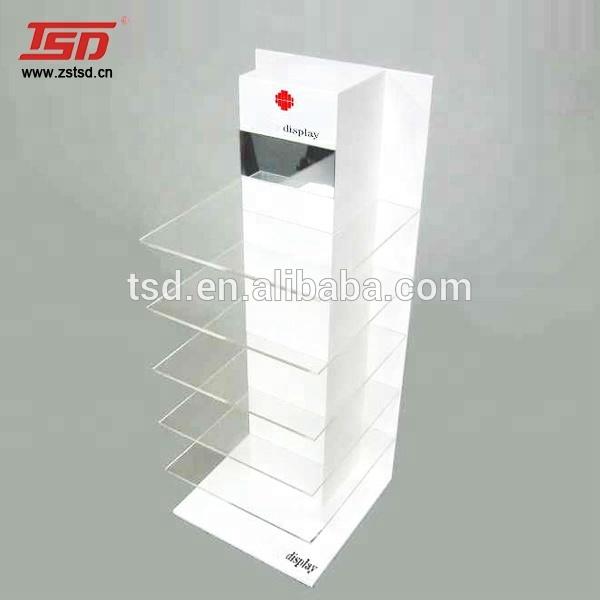 5002036d4b TSD-A271 usine de comptoir personnalisé lunettes de soleil rayban,  acrylique présentoir de lunettes