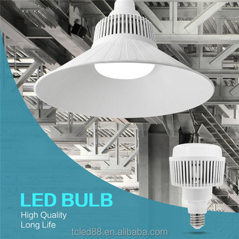 LED Light E40 with diffuser 50W 80W 100W LED Lihgt Bulbs