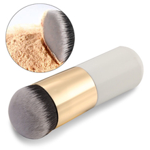 Synthetic Kabuki Cosmetics Foundation Makeup Brush